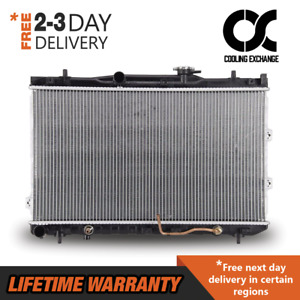 2784 New Radiator For Kia Spectra Spectra5 2004 2009 2 0 L4 Lifetime Warranty