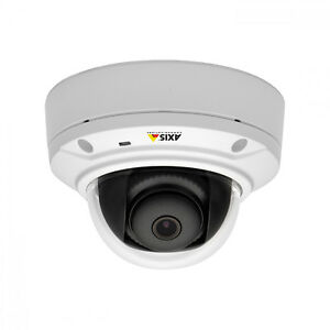 Axis Outdoor Ready Day night Hd Dome Network Ip Camera M3025 ve
