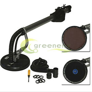 750w Drywall Sander Commercial Electric Variable Speed Free Sanding Pad New