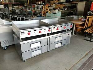 Wolf 48 Countertop Griddle Model Agm36