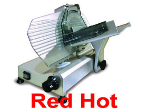 Fma Omcan 13616 Italian Made Commercial 9 Meat Vegetable Slicer Ms it 0220 u
