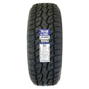 4 Four New P275 65r18 P Metric Trail Guide All Terrain 2756518 R18 Tire