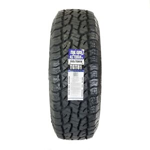 2 two New Trail Guide All Terrain P265 75r16 P metric 2657516 R16 Tire