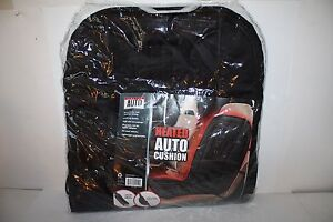 Heated Auto Cushion 12v Fine Life Products Thickening Winter Warm New