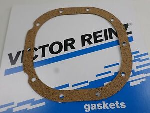Victor P27608tc Differential Cover Gasket Laminated Cork steel cork For Ford 8 8