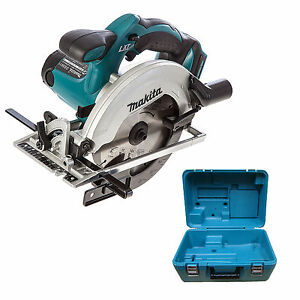 Makita 18v Lxt Dss611 Dss611z Dss611rfe Circular Saw And Plastic Case