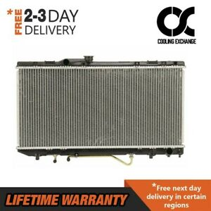 New Radiator For Toyota Celica 1990 1991 1992 1993 2 0 2 2 L4 Lifetime Warranty