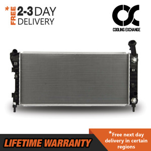 Radiator For Pontiac Grand Prix 2004 2007 3 8 V6 Lifetime Waranty 7 8 Thick