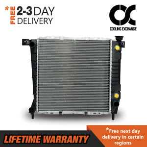 1062 New Radiator For Ford Ranger 85 94 2 0 2 3 L4 1 Thick Lifetime Warranty