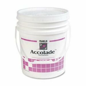Accolade Hard Floor Wax 5 gallon Pail frk F139026