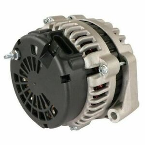 350 Amp High Output New Hd Self Exciting Alternator Gmc Yukon Xl