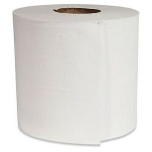 Boardwalk White Center pull Paper Towel Rolls 6 Rolls bwk6415