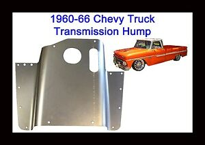 1960 1966 Chevrolet Chevy Gmc Pickup Truck Transmission Hump Tunnel 4speed New