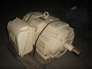 300 Hp Weg Electric Motor 1800 Rpm 447t 449t Frame Dp 460 V