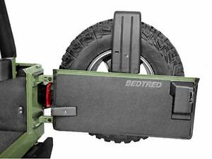 Bedtred Jeep Tailgate Mat 1997 2006 Jeep Wrangler