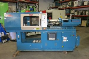2000 Nissei Ps40e5a Injection Molding Machine imm 7791300
