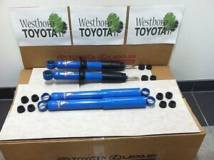 Toyota Tacoma 2001 2004 Oem Genuine New Front And Rear Tokico Shocks Set Of 4