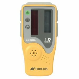 Topcon Ls 80l Water And Dust Proof Laser Receiver Wo Holder 313540702