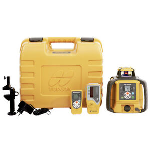 Topcon Rl sv2s Slope Construction Dual Grade Laser Level W Receiver 313990772