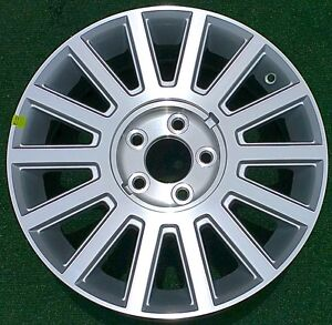 New 2003 2004 2005 Oem Factory Lincoln Town Car Towncar 17 Wheel 3504 3w1z1007aa