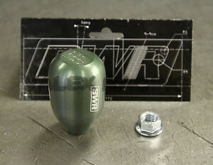 Blackworks Racing 10x1 5 Aluminum 6061 6 Speed Type R Style Shift Knob Green