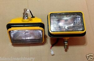 Boom Lights For Caterpillar Excavators