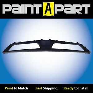 2007 2008 Pontiac Grand Prix Front Bumper Lower Filler premium Painted