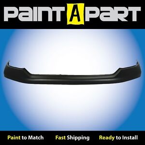 2010 2011 Toyota Tundra Upper Front Bumper Pad premium Painted