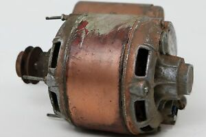 Vintage Ge General Electric Ac Electric Motor 5kc45kb11x 1 3hp 115v 6a 1725rpm