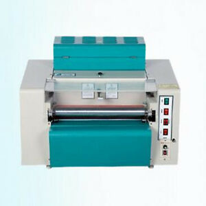 18 desktop Photo Paper Uv Coating Machine Laminating Coater Extrusion Laminator