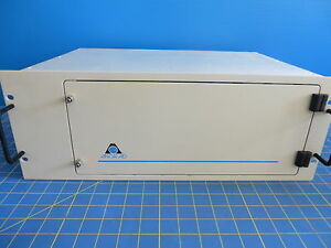 Anorad 11 00 Motion Controller Cabinet W Backplane