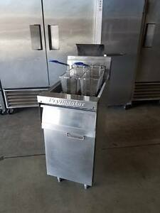 Frymaster Mj35 Deep Fryer