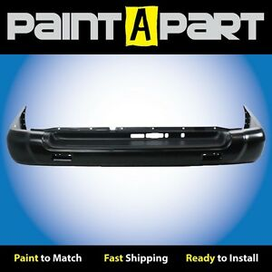 Fits 2000 Nissan Pathfinder W Tire Holder Rear Bumper Premium Painted