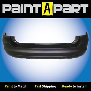 2006 2007 2008 Toyota Matrix W Spoiler Rear Bumper Cover To1100206 Painted