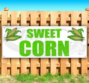 Sweet Corn Advertising Vinyl Banner Flag Sign Many Sizes Available Usa