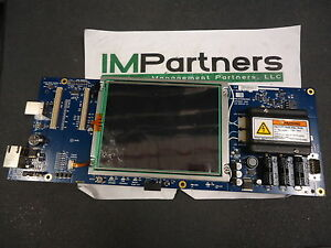 148285 148299 Brooks Automation Control Board W optrex Lcd Used