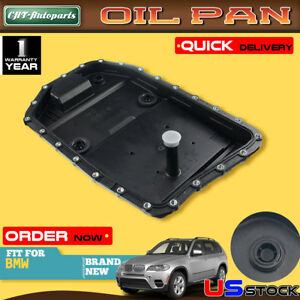 Automatic Transmission Oil Pan Filter Kit For Bmw 328i X5 Z4 E90 E60 E70 265 851