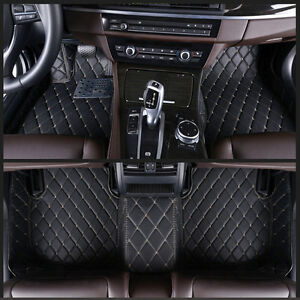 6 Colors Car Floor Mats Front Rear Liner Mat For Mercedes benz Gl450 2007 2016