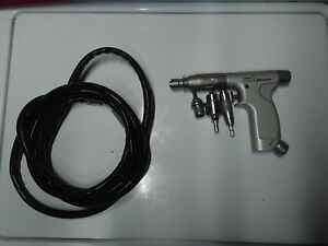 Series 4 Hall Drill reamer With Hose And Attachments Plus 3m Maxi Driver No Batt