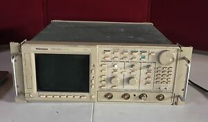 Tektronix Tds520a 500mhz 500ms s 2channel Digitizing Oscilloscope Good State