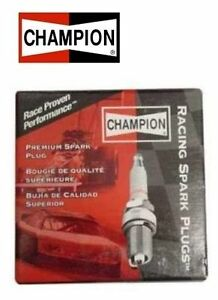 Champion Racing Performance Spark Plugs A59c 662 Set Of 4