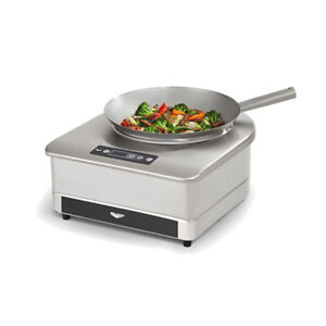 Vollrath 6958301 Countertop Induction Wok Range
