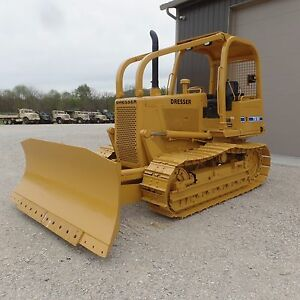 1999 Dresser Td8h Dozer Good Shape Low Hours One Owner Komatsu