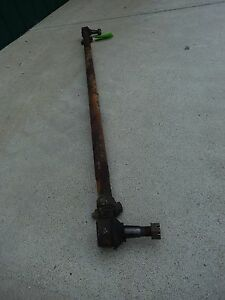 2 5 Ton M35a2 Take Out Tie Rod With Ends Complete Rockwell