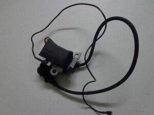 Stihl Ts400 3 bolt Old Style Ignition Coil With Wire Cap