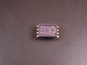 Jantx4n51 Micropac Red Hermetic Numerical Display 5 5v 8 Pin Gold 67023 101 Nos