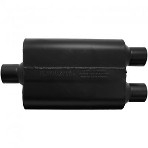 Flowmaster Super 44 Series Muffler 2 5 Center In 2 5 Dual Out 9425472