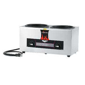 Vollrath 72045 9 1 4 w Cayenne Countertop Twin Well Rethermalizer
