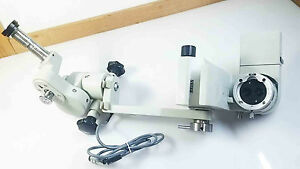 Zeiss Opmi Md T Surgical Microscope Motorized Head With Manual Rotation Tested