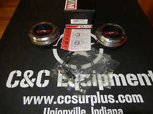 Avm 439k Locking Hubs Dodge Ford F450 F550 Dana 60 70 35 Spline 1 Ton Lock Outs